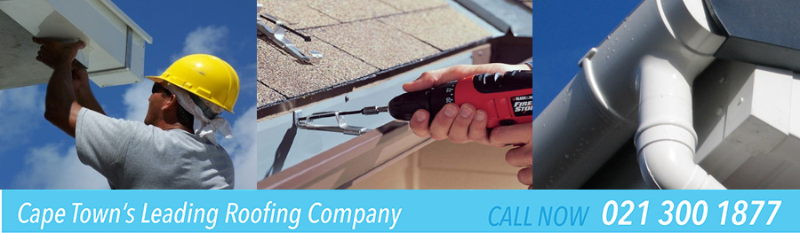 guttering services Cape Town